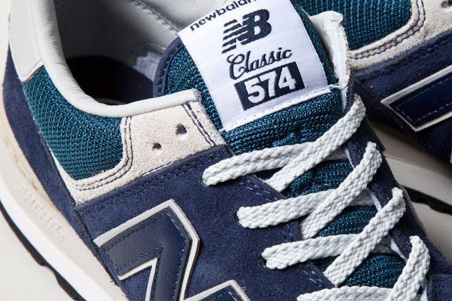 New Balance 574 Classics Nav 3 1