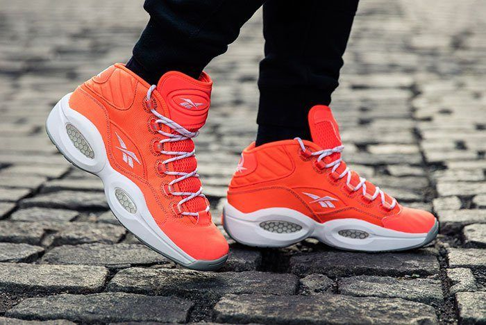 Reebok Question Mid Only The Strong Survive 12