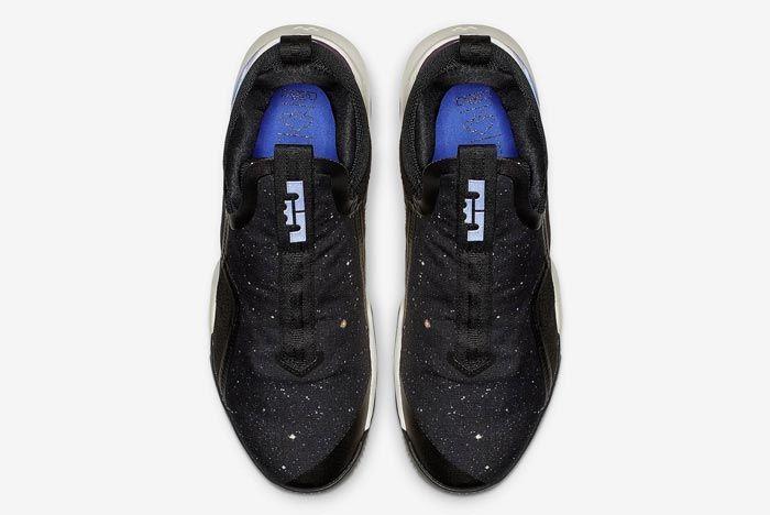 Nike Lebron Ambassador 11 Galaxy 6