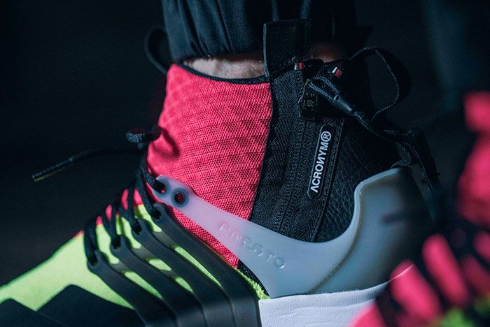 Acronym X Nike Air Presto 7