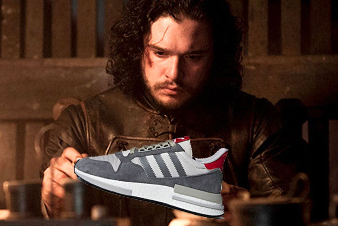 Jon Snow Adidas Zx 500
