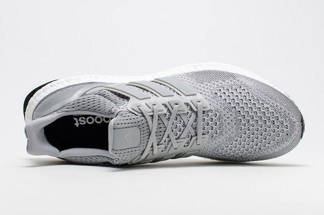 Adidas Ultra Boost Silver 2
