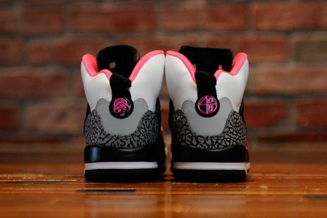 Air Jordan Spizike Hyper Pink 4
