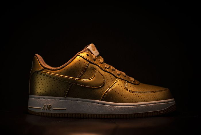 Nike Air Force 1 Dream Team Pack 1 Gold 7