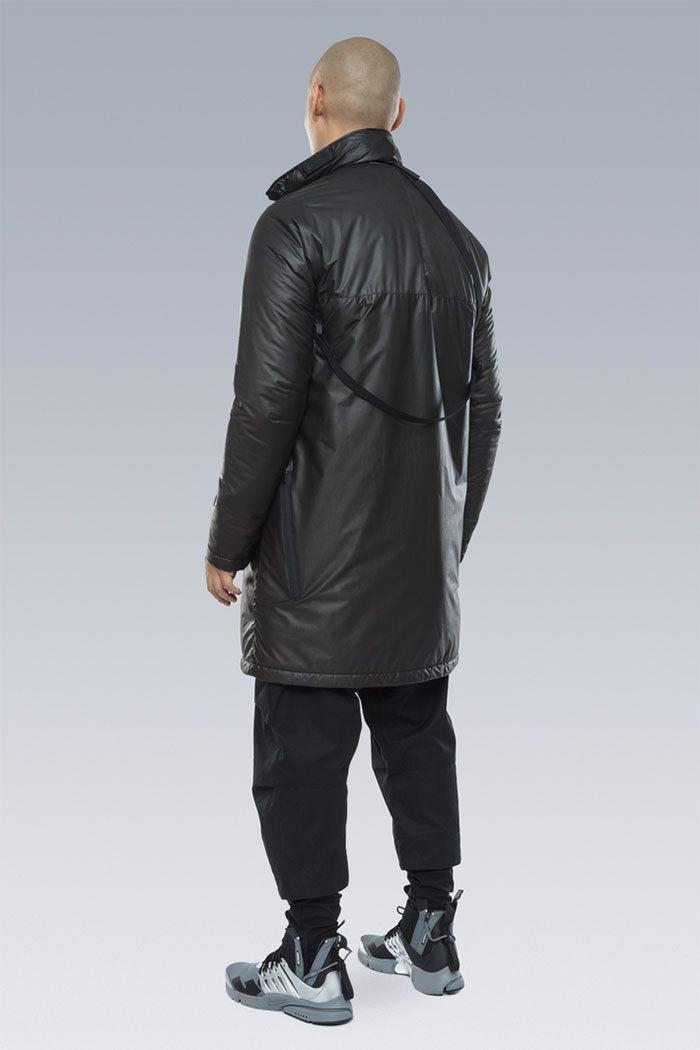 Acronym Nike Air Presto Grey Silver Black 7