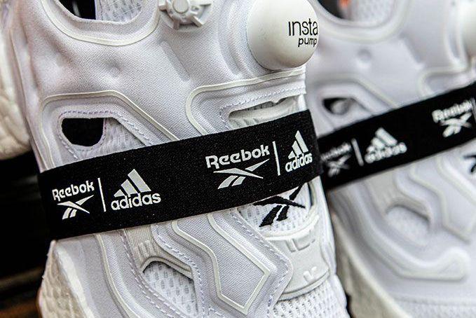 reebok adidas instapump logo