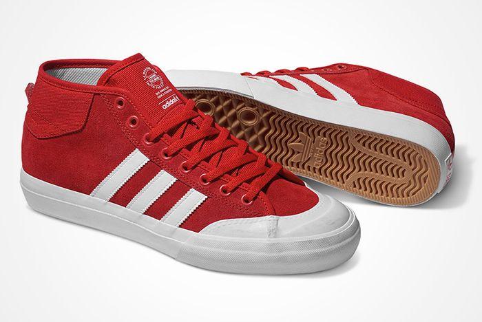 Adidas Skateboarding Introduces The Matchcourt13