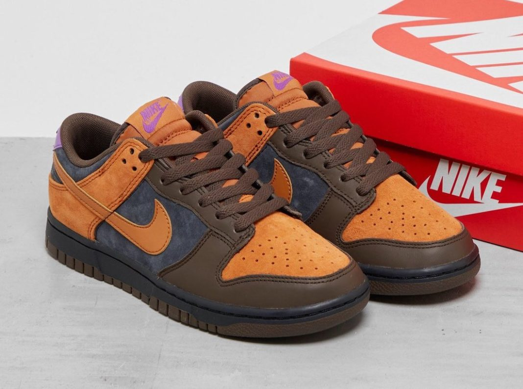 First Look: The Nike Dunk Low PRM 'Cider' is Fermented Fire