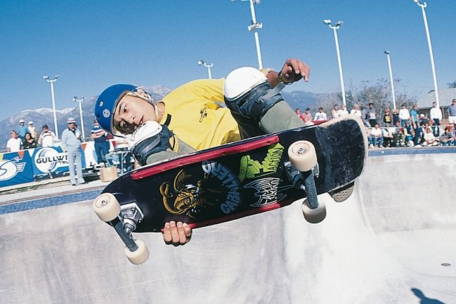 Steve Caballero Air Time 1