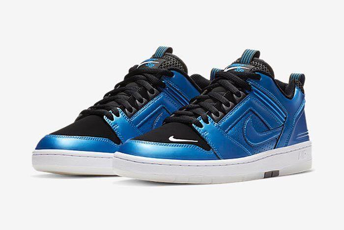 Nike Sb Air Force 2 Penny Royal Blue Foamposite 2