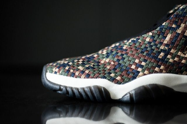 Air Jordan Future Dark Army Bump 4