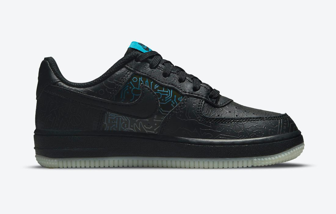Nike Prepare Another Air Force 1 Low 'Space Jam'