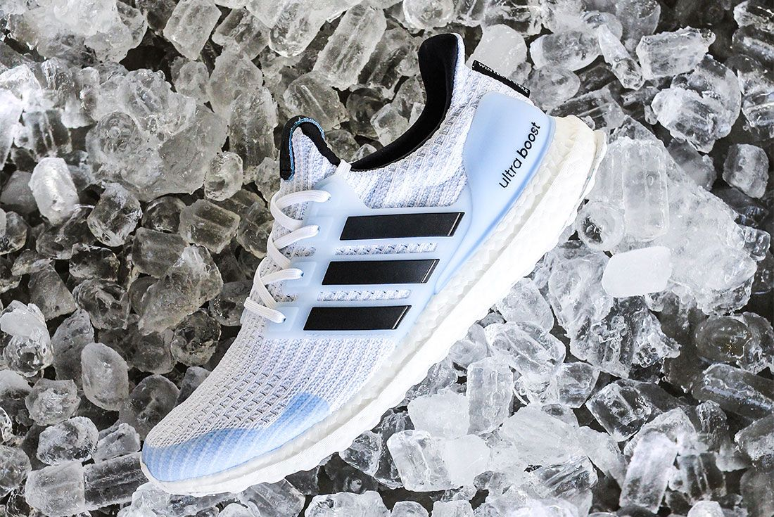 Game Of Thrones Ultra Boost Blue White Side