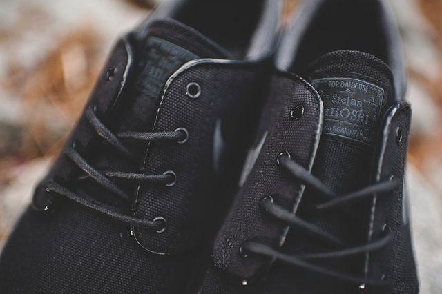 Nike Zoom Stefan Janoski Black Gum 2