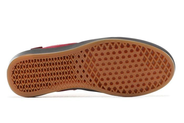 Vans Berle Pro Rumba Red Outsole