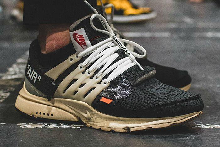 Nike Presto X Off White 001