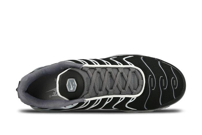 Nike Air Max Plus Black Silver 5