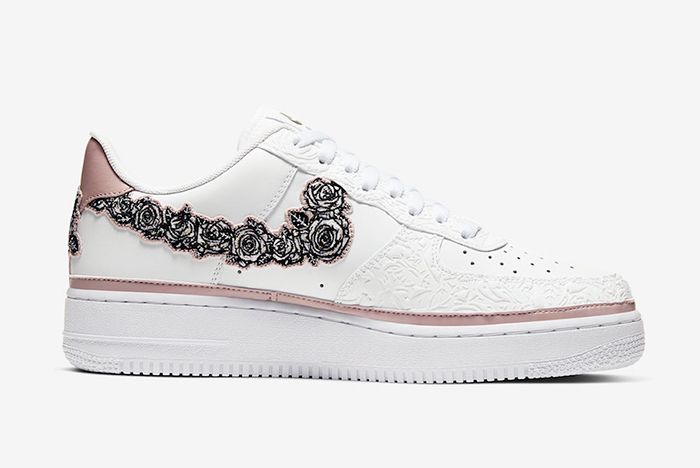 Nike Air Force 1 Doernbecher Zion Right Side Shot