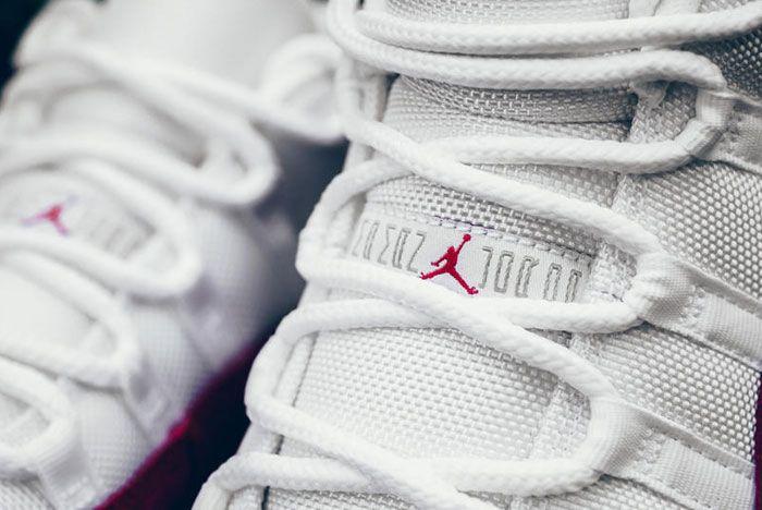 Air Jordan 11 Cherry 3