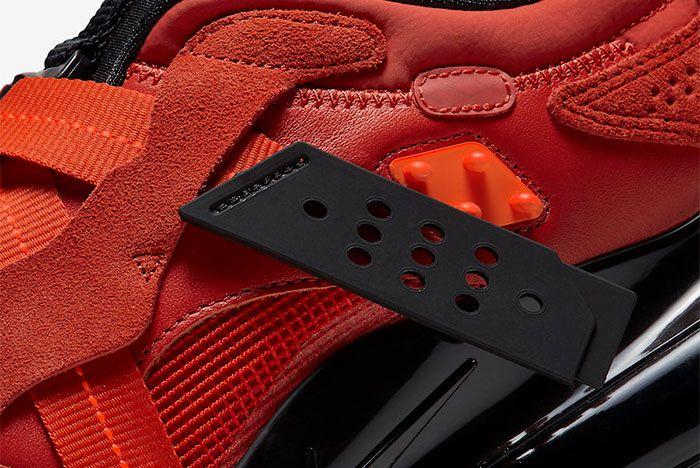 Nike Air Max 720 Slip Obj Team Orange Da4155 800 Release Date 7 Official
