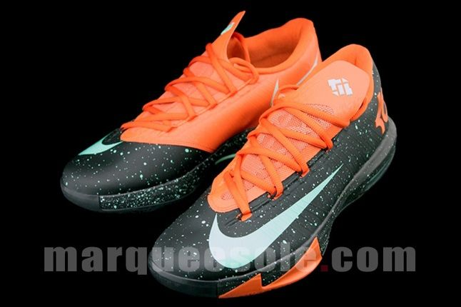 Nike Kd Vi Splatter 4
