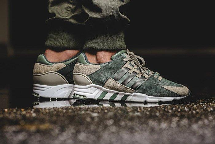Adidas Equipment Support Rf Trace Green 2