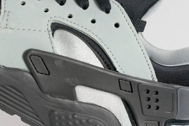 Nike Air Huarache Slate Green Black 2
