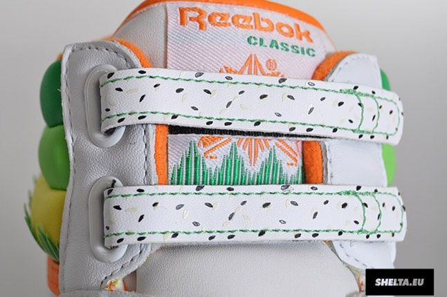 Reebok Freestyle Hi Sushi International 9 1