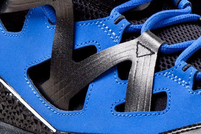 Jordan Melo M9 Blue Orange Blk Straps 1