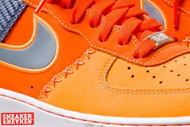 Nike Air Force 1 Low Team Orange Total Orange 1