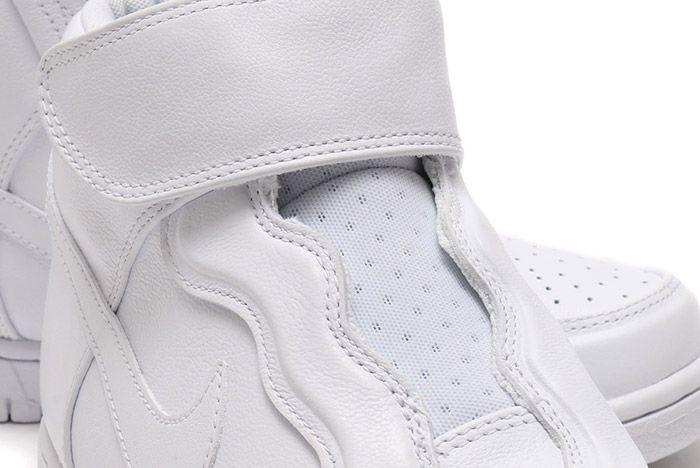 Nike Dunk Hi Ease Womens White 1