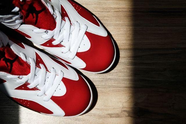 Air Jordan 6 Retro Carmine 4