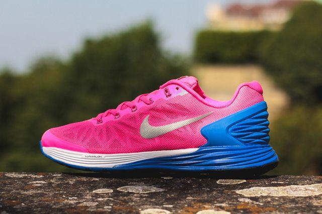 Nike Lunarglide 6 Gs Hyper Pink 4