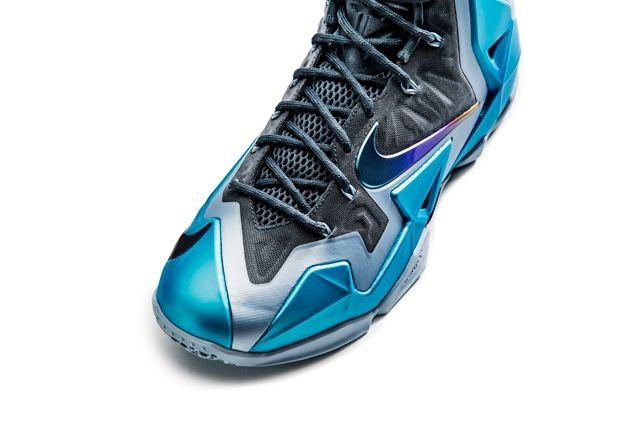 Nike Le Bron 11 Gamma Blue 91