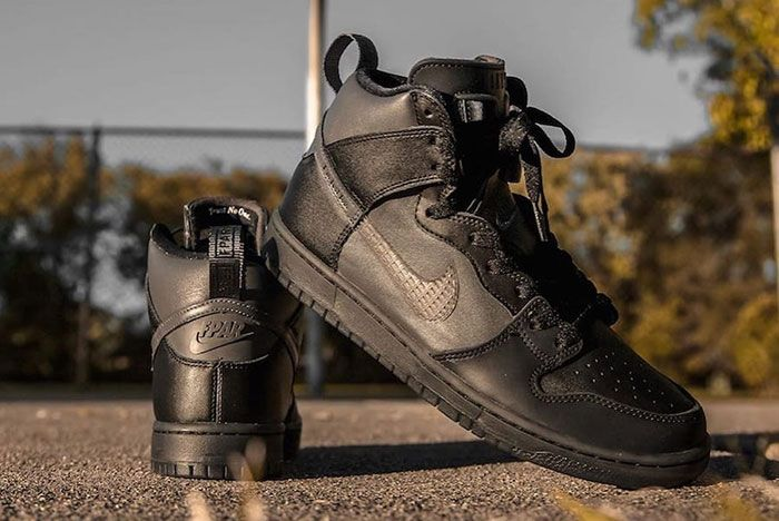 Fpar Forty Percent Against Rights Nike Sb Dunk High Bv1052 001 Stylised
