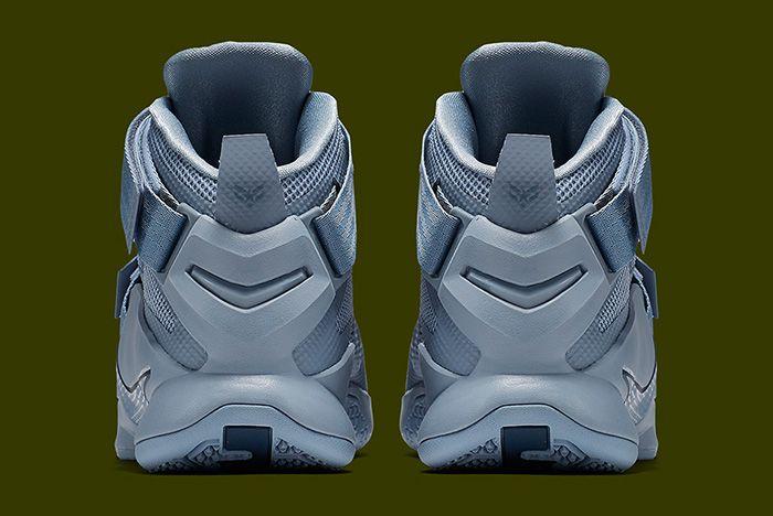 Nike Lebron 9 Soldier Military Matte 2