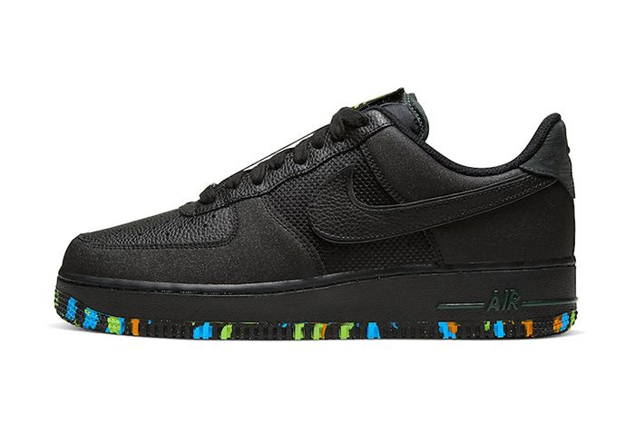 Nike Air Force 1 Nyc Parks Ct1518 001 Release Date Lateral