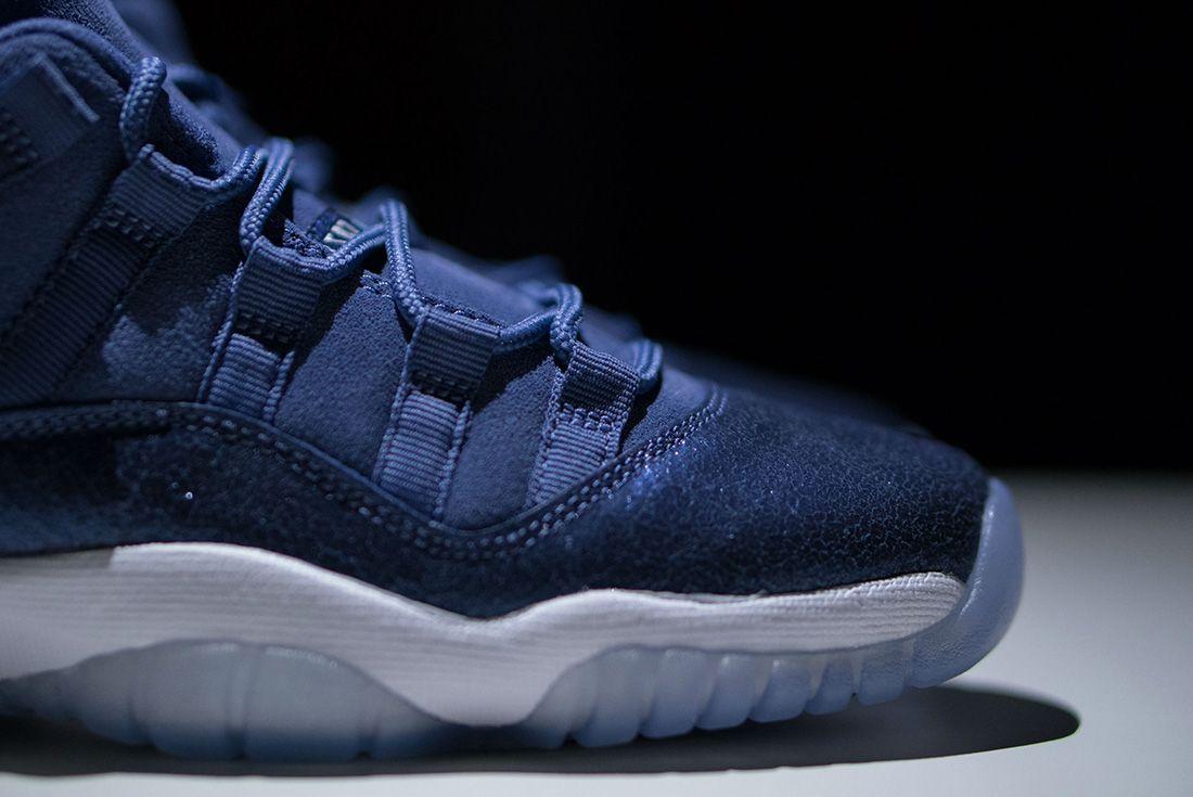 Air Jordan 11 Gg Blue Moon2 1