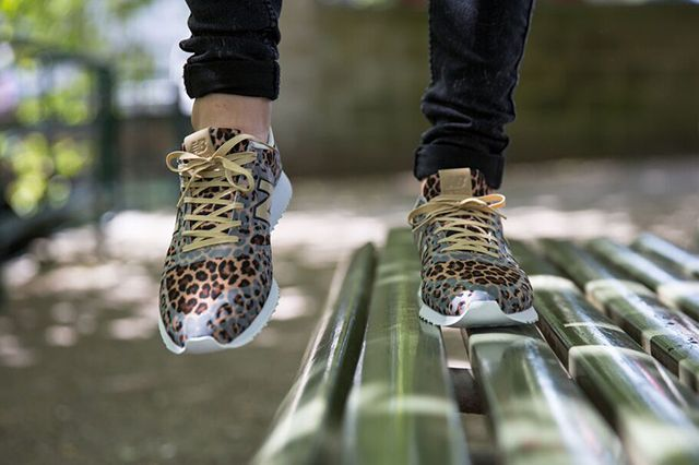 New Balance 420 Leopard 1