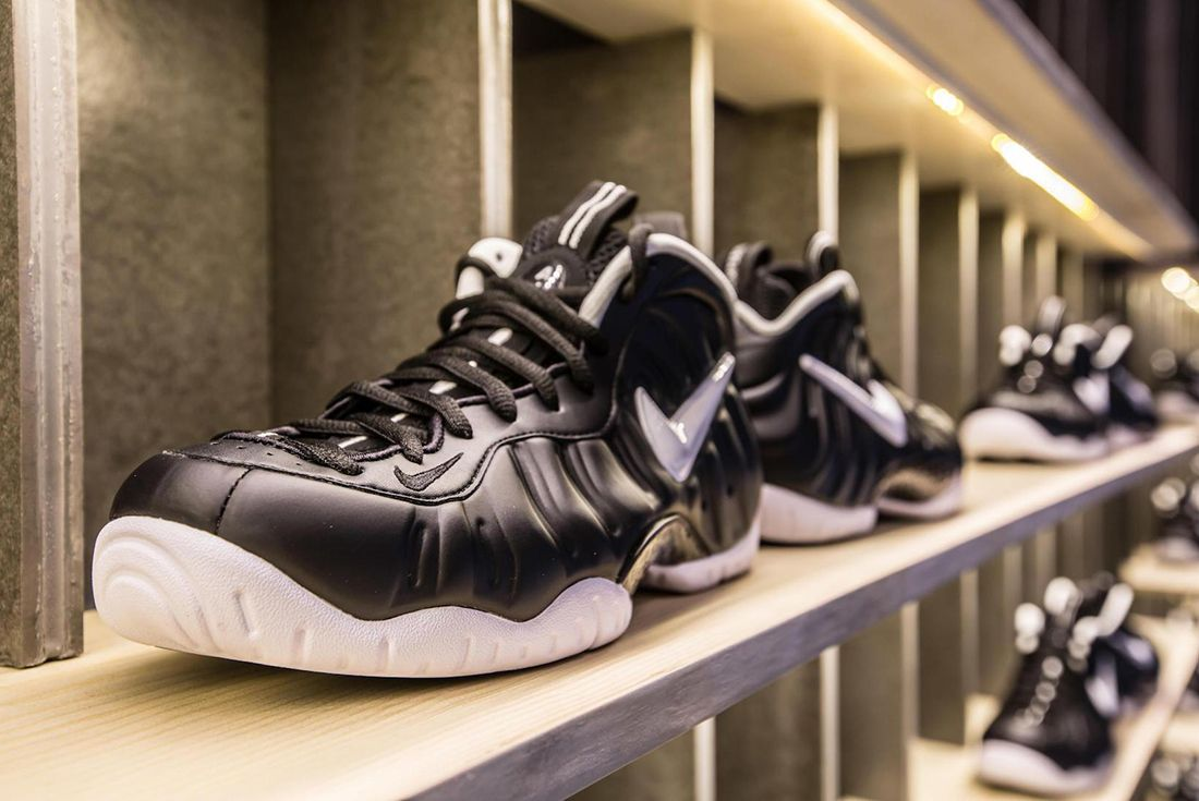 Nike Foamposite Retrospective Exhibition Hits Shanghai9