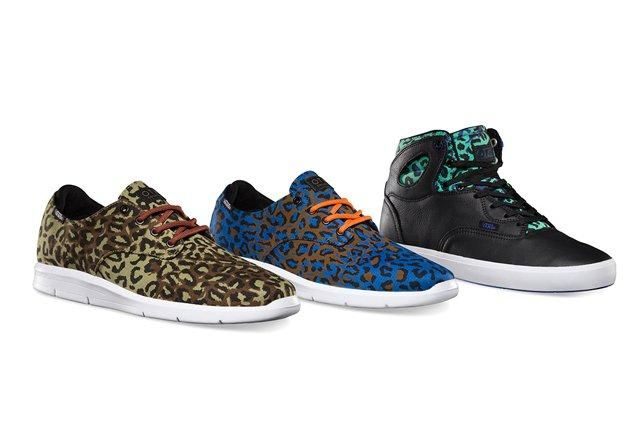 Vans Otw Collection Leopard Camo Pack Holiday 2013