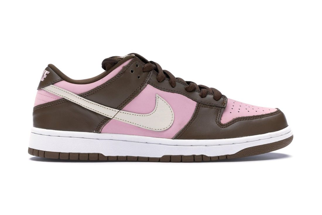 Stussy Nike Sb Dunk Low 304292 671 Lateral