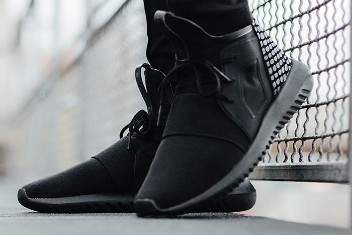 Adidas Tubular Defiant Core Black2