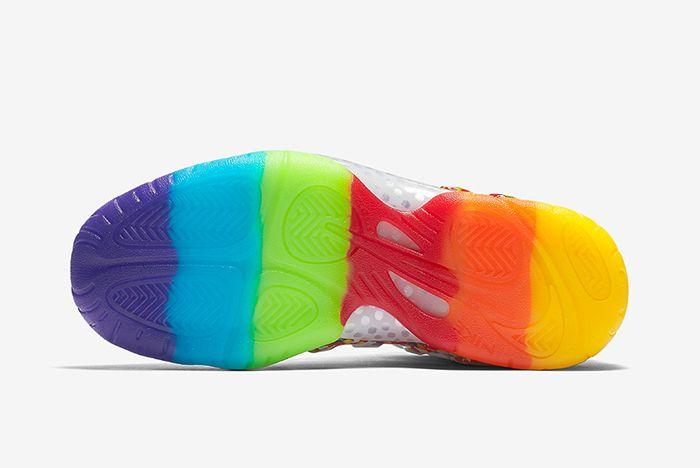 Nike Little Posite Pro Fruity Pebbles3