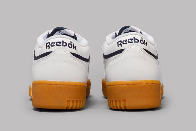 Reebok Workout White Gum 2