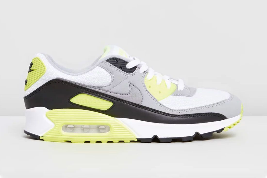 Nike Air Max 90 Volt Sneakerhub