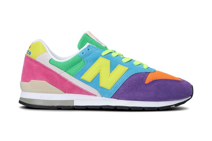 Atmos New Balance 996 Cm996Atn Release Date Lateral