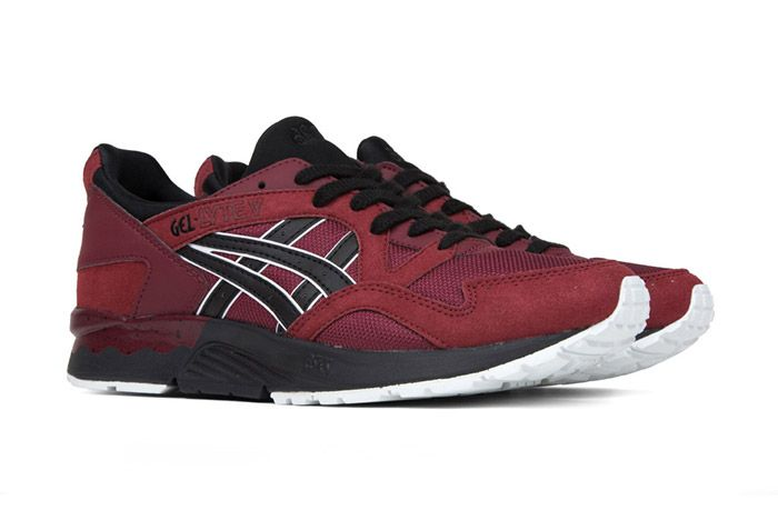 Asics Gel Lyte V Pomegranate 4