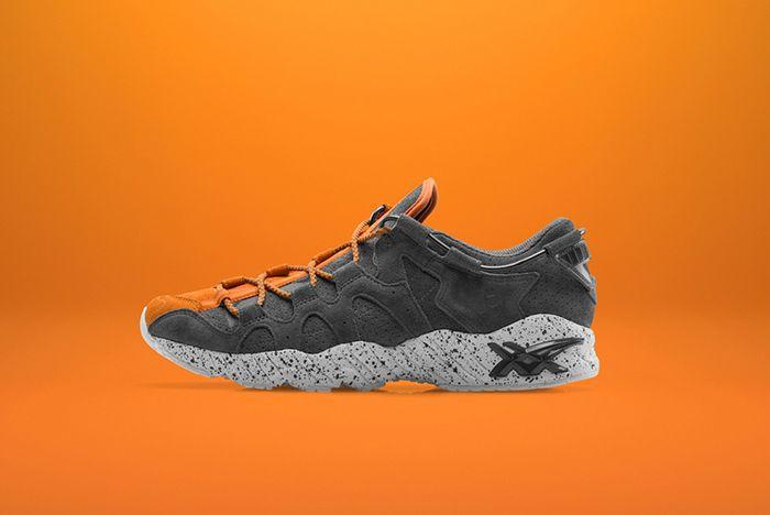 Foss Asics Gel Mai Development Sunrize 3 Sneaker Freaker