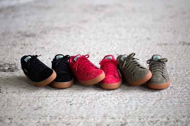 Puma Select States Winter Gum Pack 7